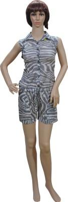 Sarva Printed Women's Jumpsuit