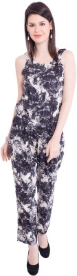 Tuntuk Graphic Print Women's Jumpsuit