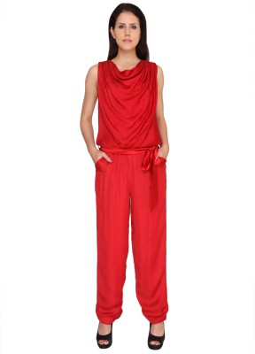Idiot Theory Solid Women's Jumpsuit