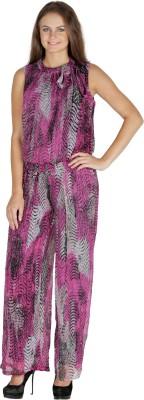Mayra Printed Women's Jumpsuit