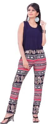 Trendif Paisley Women's Jumpsuit