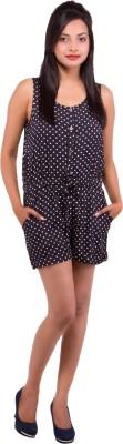 Goodwill Impex Polka Print Women's Jumpsuit