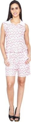 Zweena Printed Women's Jumpsuit