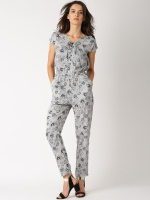 Dressberry Printed Women's Jumpsuit at flipkart