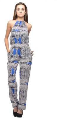 Orous Printed Women's Jumpsuit