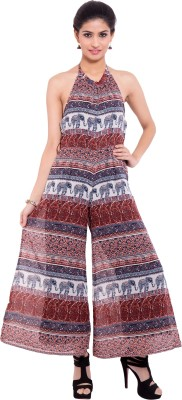 Fbbic Printed Women's Jumpsuit