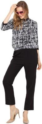 Trend Arrest Printed Women's Jumpsuit