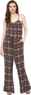 Harpa Printed Women's Jumpsuit
