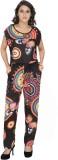 Franclo Printed Women's Jumpsuit