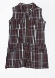 AND Checkered Women's Jumpsuit