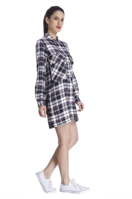 Only Checkered Women's Jumpsuit