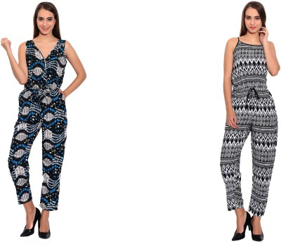 Samayra Printed Women's Jumpsuit