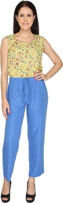 Bedazzle Graphic Print Women's Jumpsuit at flipkart