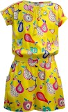 The Cranberry Club Printed Girls Jumpsui...