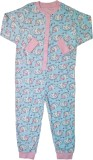 Instyle Printed Girls Jumpsuit