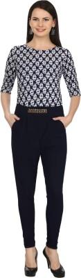 M&F Printed Women's Jumpsuit