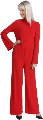 Vero Moda Solid Women's Jumpsuit
