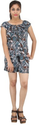 Justplay Printed Women's Jumpsuit
