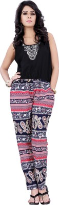 Trendif Embroidered Women's Jumpsuit