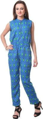 Oghaindia Printed Women's Jumpsuit