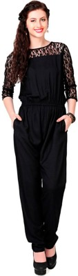 Oxyfash Solid Women's Jumpsuit