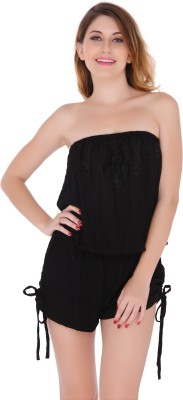 The Beach Company Embroidered Women's Jumpsuit