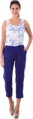 House of Tantrums Printed Women's Jumpsuit
