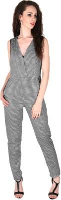 Sassafras Geometric Print Women's Jumpsuit