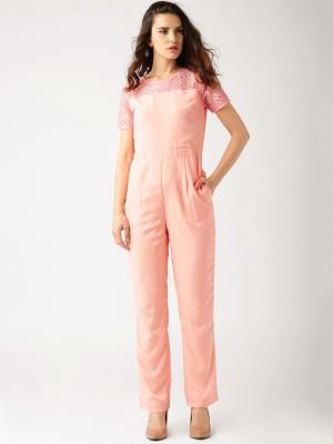 Dressberry Solid Women's Jumpsuit