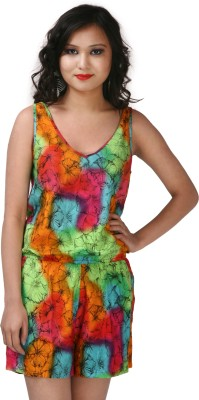 ShopperTree Printed Women's Jumpsuit