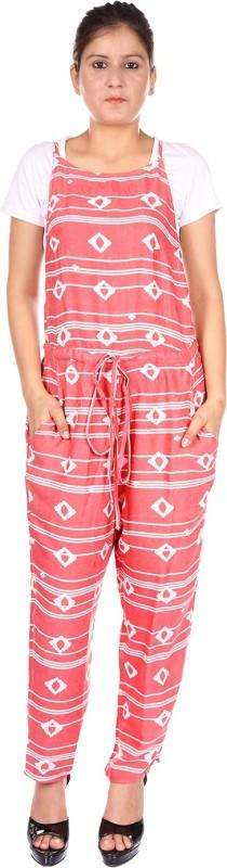 Gwyn Lingerie Printed Women's Jumpsuit