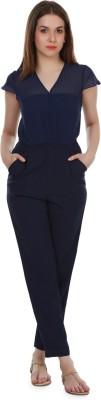 Colors Couture Solid Women's Jumpsuit