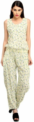 Snoby Printed Women's Jumpsuit
