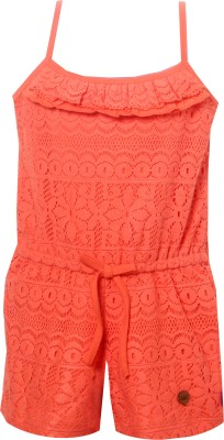 Vitamins Solid Baby Girl's Jumpsuit