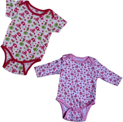 INDIRANG Printed Baby Girl's Jumpsuit