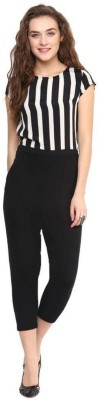 Fashion By Netanya Solid Women's Jumpsuit