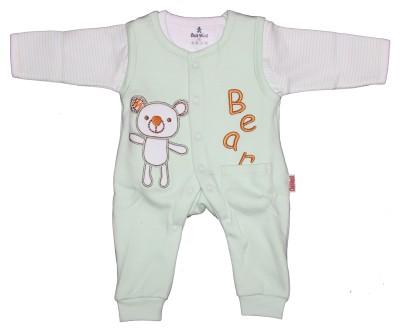 Child World Animal Print Baby Boy,s Jumpsuit