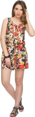 Tarama Floral Print Women's Jumpsuit