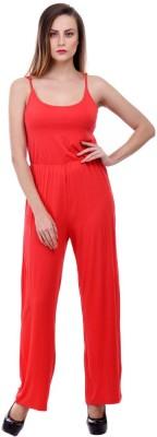 Bonhomie Solid Women's Jumpsuit