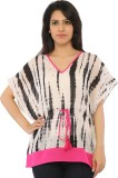 Isa-dora Printed Polyester Women's Kafta...