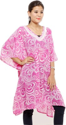 fashlovers Printed georgette Women's Kaftan