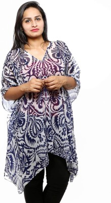 fashlovers Printed chiffon Women's Kaftan