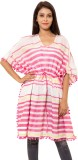 Eleganceranuka Striped Cotton Women's Ka...