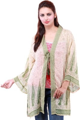 Goodwill Impex Printed Georgette Women's Kaftan
