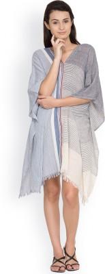 Citypret Striped Cotton Women's Kaftan