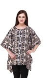 Cottinfab Printed Viscose Women's Kaftan