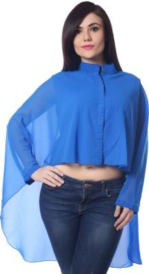 Trendy Divva Self Design Polyster Women's Kaftan