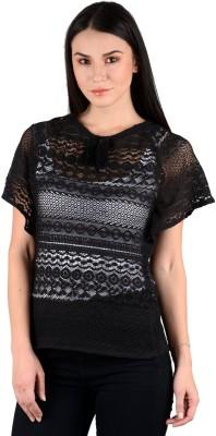 Raabta Fashion Woven Cotton Net Women's Kaftan