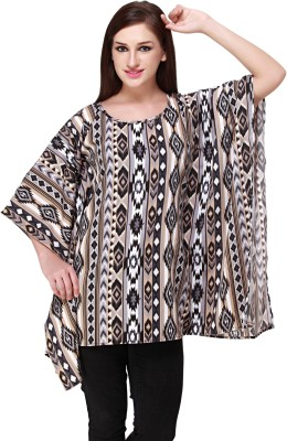 Cottinfab Printed Viscose Womens Kaftan