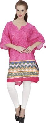 Famous by Payal Kapoor Printed Cotton Women's Kaftan